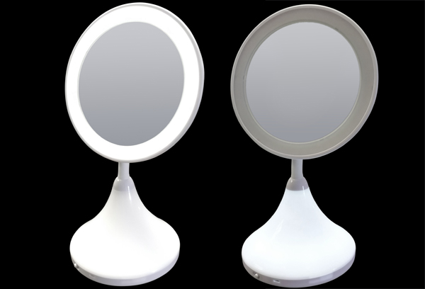 The first LED lamp mirror newly launched
